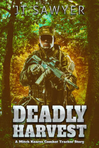 Deadly Harvest: A Mitch Kearns Combat Tracker Story