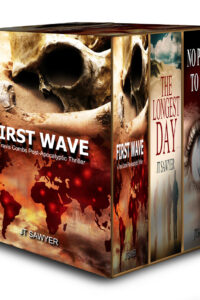 First Wave Box Set by JT Sawyer, First Wave Box Set