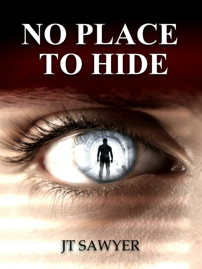 No Place to Hide, First Wave Series by JT Sawyer