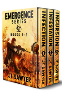 EMERGENCE Series Box Set Book 1-3