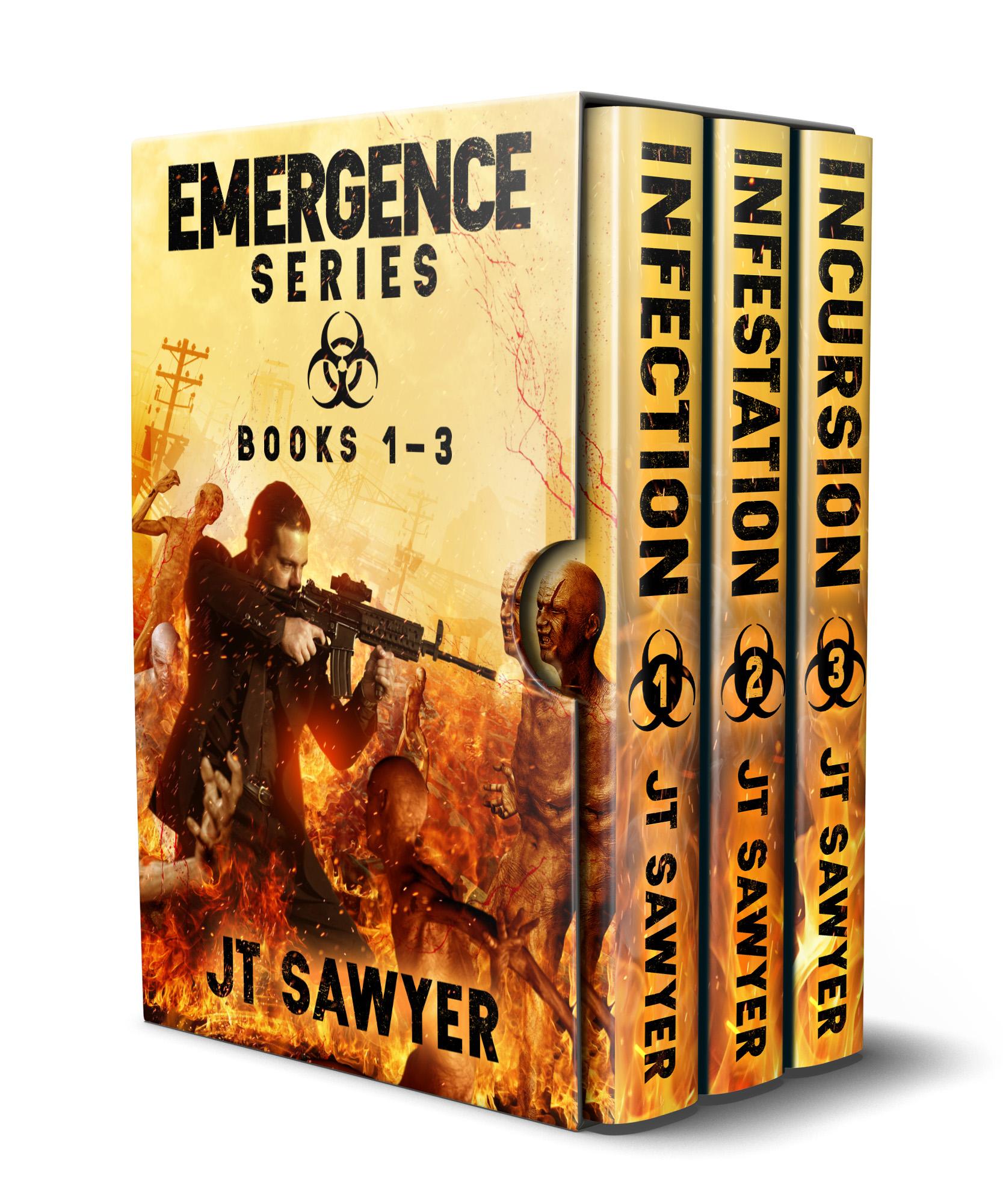 Emergence Box Set