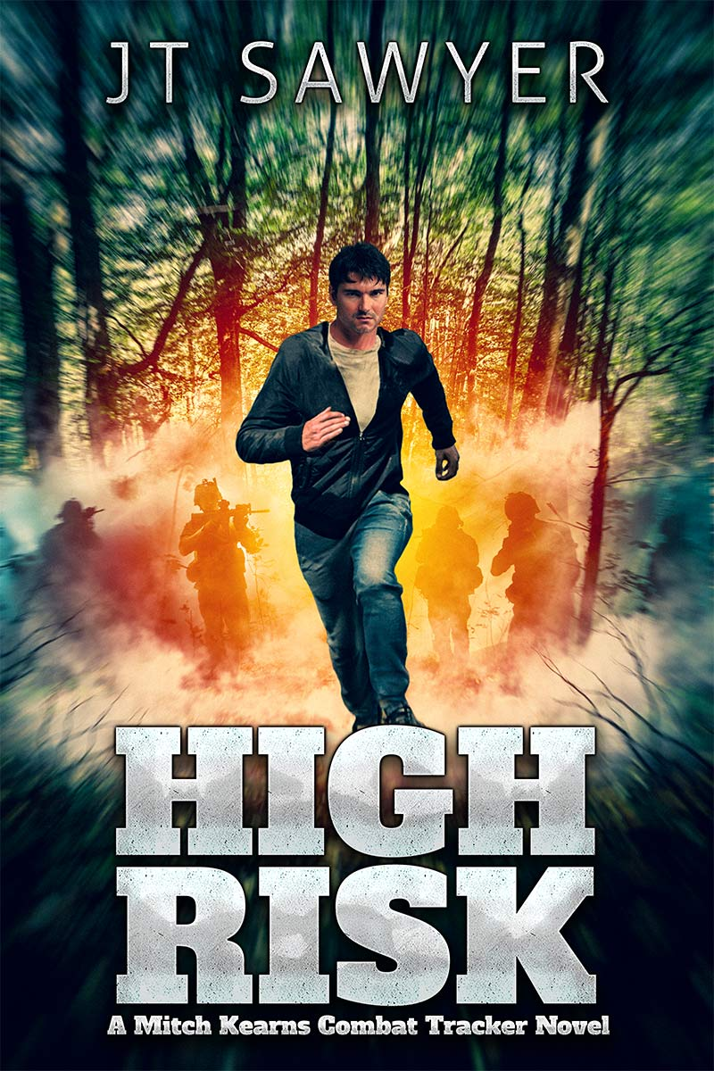 Mitch Kearns Combat Tracker Series, Volume 8, High-Risk